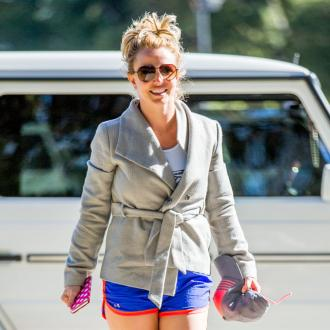 Britney Spears Obsessed With Meditating