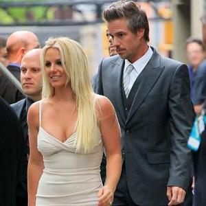 Britney Spears Gets X Factor Spiritual Advisor