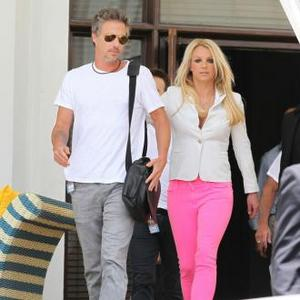 Britney Spears And Jason Trawick's Sweet Romance