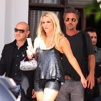 Britney Spears In ''Beginning Stages'' Of Wedding Planning