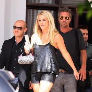 Britney Spears Appears In Court For Review