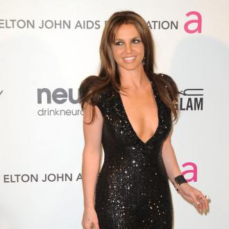 Britney Spears' Brunette Look Inspired By Magazines