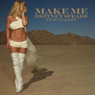 Britney Spears Releases Her New Song Make Me