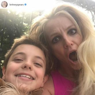 Britney Spears gets locked out of home