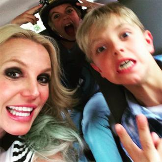 Britney Spears Celebrates Sons' Birthday