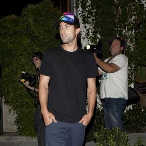 Brody Jenner Escorted Away From Party
