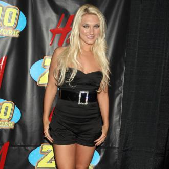 Brooke Hogan asks fans to forgive her father
