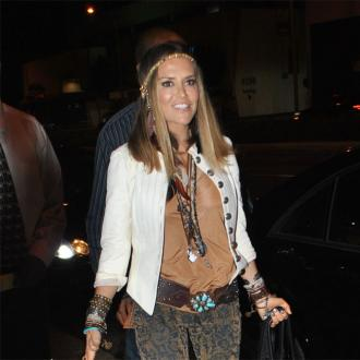 Brooke Mueller released from rehab