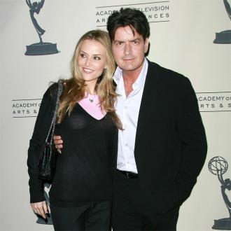 Charlie Sheen's twins 'safe' after 'going missing' with mother Brooke Mueller