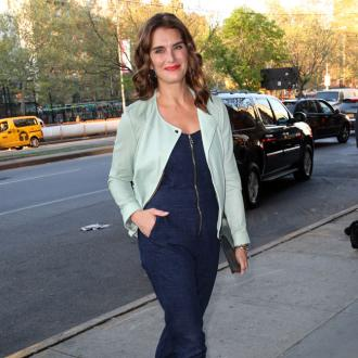 Brooke Shields forced herself to get a personal trainer