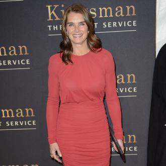 Brooke Shields struggles to look 'put together'
