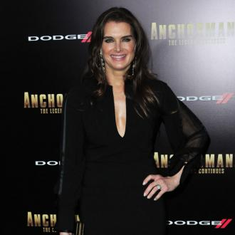 Brooke Shields was smitten with George Michael