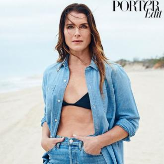 Brooke Shields feels 'jealous' of her daughters
