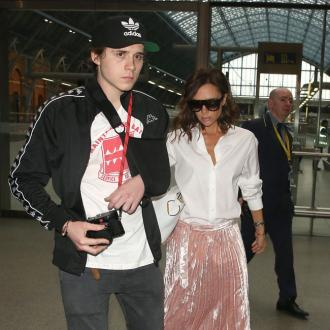 Victoria Beckham to give Brooklyn a job