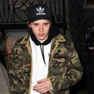 Brooklyn Beckham Is A 'Shy' Photographer