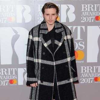 Brooklyn Beckham's Old-man Style