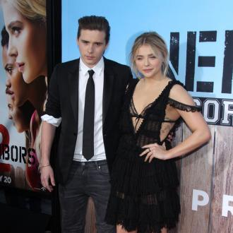Chloë Grace Moretz On Dating Brooklyn Beckham