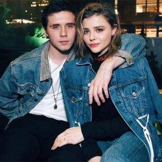 Chloë Grace Moretz and Brooklyn Beckham's double denim