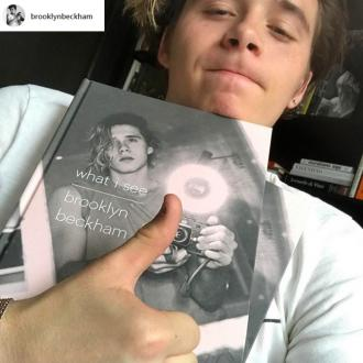Brooklyn Beckham makes parents angry with skyrise photo