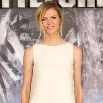 Brooklyn Decker Is Very Competitive