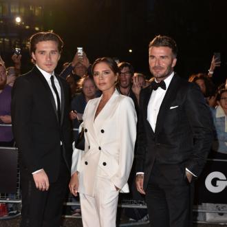Victoria Beckham's Active Family