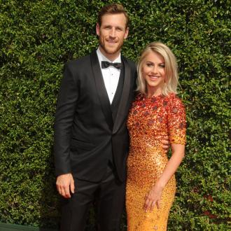 Julianne Hough and Brooks Laich still discussing married name