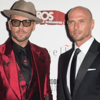 Luke Goss needs his brother Matt