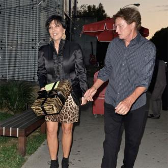 Bruce Jenner Accompanies Kris Jenner To Hospital