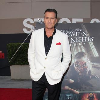 Bruce Campbell laughs off Mysterio rumours
