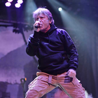 Bruce Dickinson insists Iron Maiden's new album isn't a 'concept' record