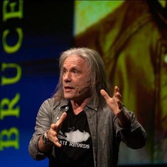 Bruce Dickinson adds two new dates to spoken word tour