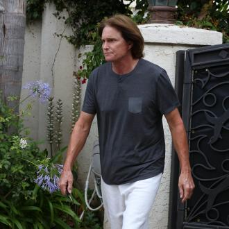 Bruce Jenner Growing A Ponytail