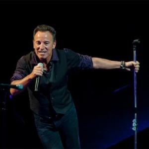 Anger As Bruce Springsteen Cut Off In London