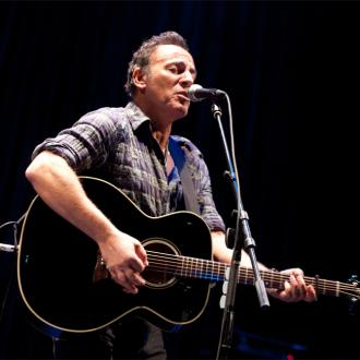 Bruce Springsteen Doesn't Work 'Linearly'