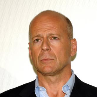 Bruce Willis 'Punches' Co-stars