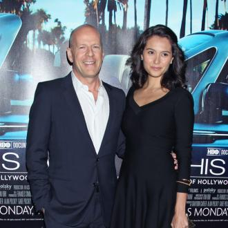 Bruce Willis: Emma Is The Boss