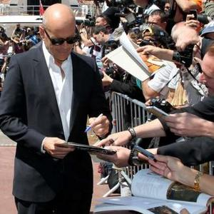 Bruce Willis And Billy Murray Go Down A Storm At Cannes