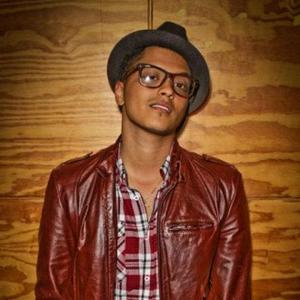 Bruno Mars Grateful For Record Deal Flop