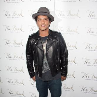 Bruno Mars picky with collaborations