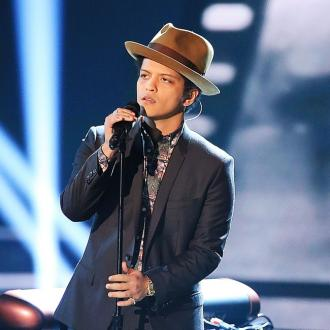 Bruno Mars Wants Circus Wedding