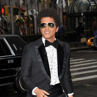 Bruno Mars: I'm In Beast Mode