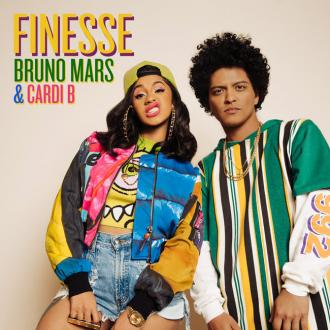 Bruno Mars and Cardi B reveal Finesse remix
