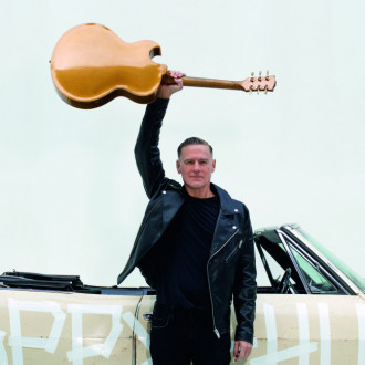 Bryan Adams releases album-title track So Happy It Hurts and announces UK tour