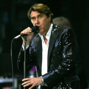 Bryan Ferry Marries