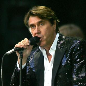 Bryan Ferry doesn't download
