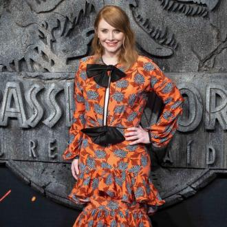 Bryce Dallas Howard had embarrassing sweat patch on Jurassic World