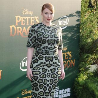 Bryce Dallas Howard grateful to have tall co-star