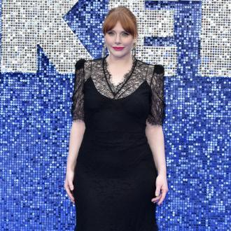 Bryce Dallas Howard wore Richard Madden's wig in Rocketman