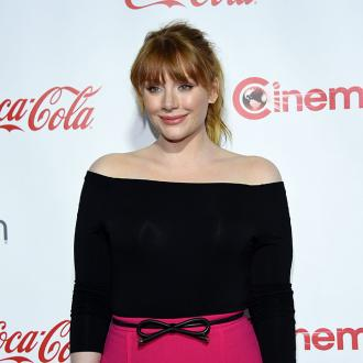 Bryce Dallas Howard tells people not to watch The Help