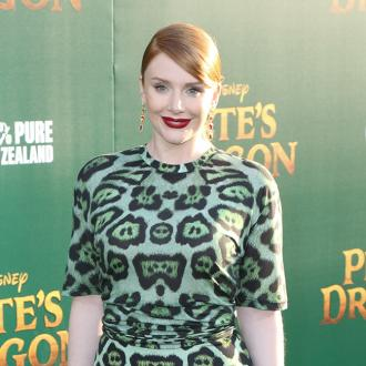 Bryce Dallas Howard had Pattinson Post-Its
